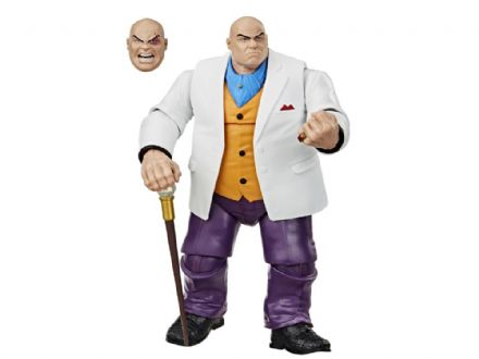 Hasbro Marvel Legends  Spider-Man Retro Collection Kingpin Action Figure